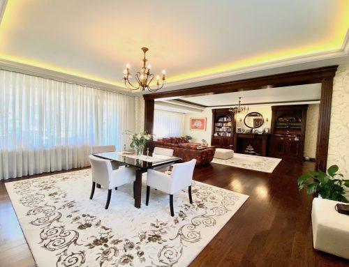 Apartament 4 camere Aviatorilor – Kiseleff